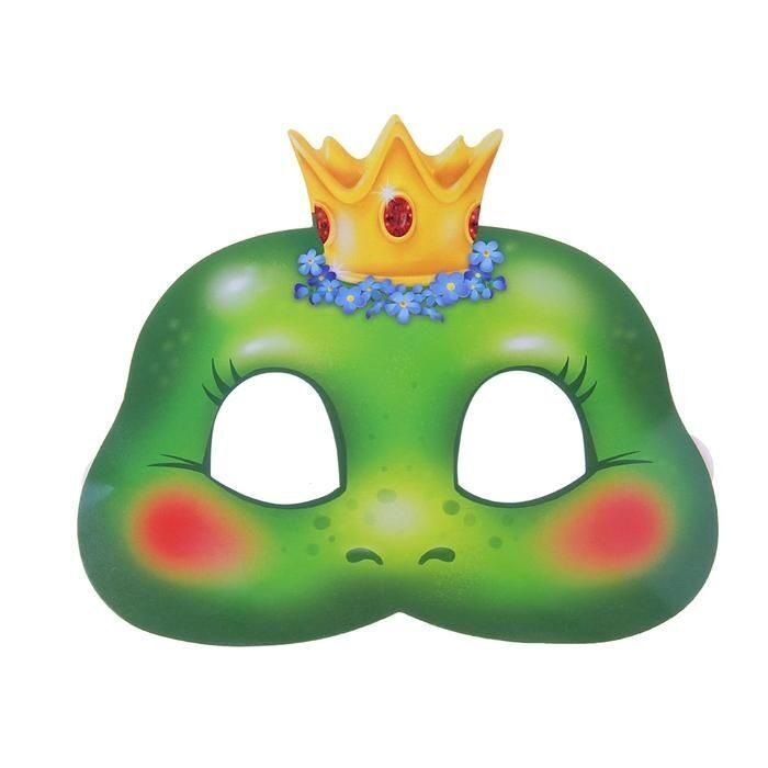 современных как заделать маску лягушек создается преимущественно